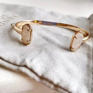 Kendra Scott Elton Bracelet In Iridescent Drusy